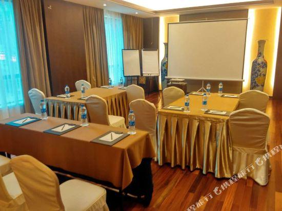 上海同文君亭酒店會議室