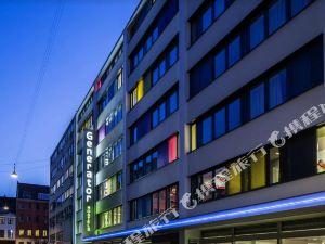 哥本哈根發動機青年旅館(Generator Hostel Copenhagen)