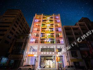 台中星動銀河旅站(Moving Star Hotel)