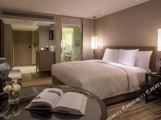 曼谷馬奎斯皇后公園萬豪酒店(Bangkok Marriott Marquis Queen's Park)M俱樂部房