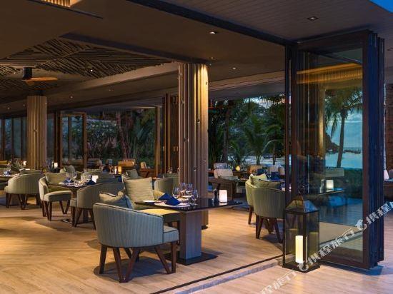 普吉島萬豪奈陽海灘水療度假村(Phuket Marriott Resort and Spa, Nai Yang Beach)餐廳