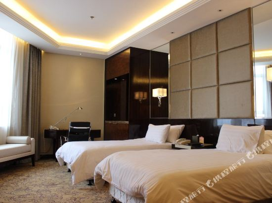 萬信酒店(上海世博園店)(Wassim Hotel (Shanghai World Expo Center))經典行政雙床房