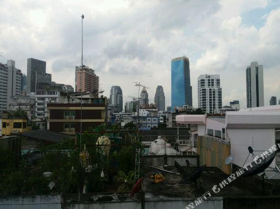 曼谷安尼克斯隆比尼酒店(Annex Lumpini Bangkok)眺望遠景