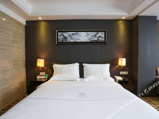 迎商·雅蘭酒店(廣州北京路店)豪華商務房