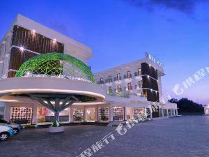 龍目島D'max酒店(D'Max Hotel & Convention Lombok)