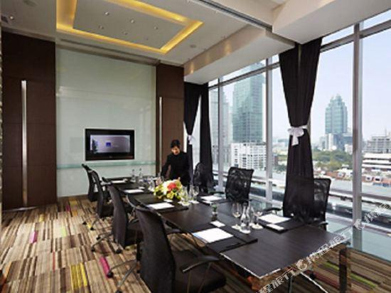 諾富特曼谷素坤逸酒店(Novotel Bangkok Ploenchit Sukhumvit)會議室