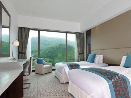 香港愉景灣酒店(Auberge Discovery Bay Hong Kong)高級三人房