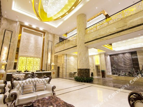 昆明長水機場萬金安酒店(Wan Jin An Hotel)大堂吧