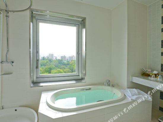 札幌公園飯店(Sapporo Park Hotel)別墅概念雙床客房