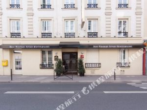貝斯特韋斯特賽爾巴納斯峯酒店(Best Western Sèvres Montparnasse)