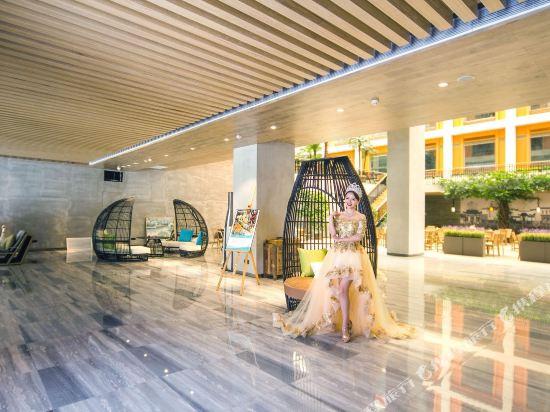 美豪麗致酒店(廣州五羊新城店)公共區域