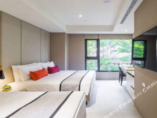 GOGO回行旅(GOGO Hotel)頂級豪華家庭房
