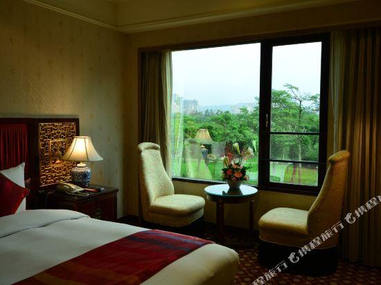 台北麗都唯客樂飯店(Rido Hotel)景觀客房