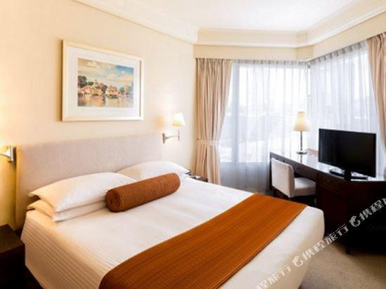 香港都會海逸酒店(Harbour Plaza Metropolis)都會相連四人房