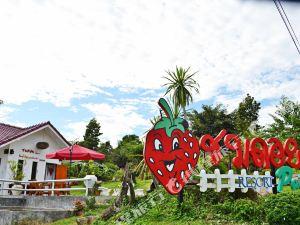 拜縣班春景土井度假酒店(Baan Chomdoi Resort Pai)