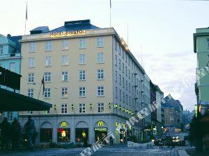 卑爾根松恩城市酒店(Thon Hotel Bristol, Bergen)