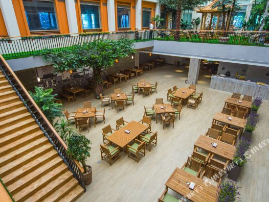 美豪麗致酒店(廣州五羊新城店)餐廳