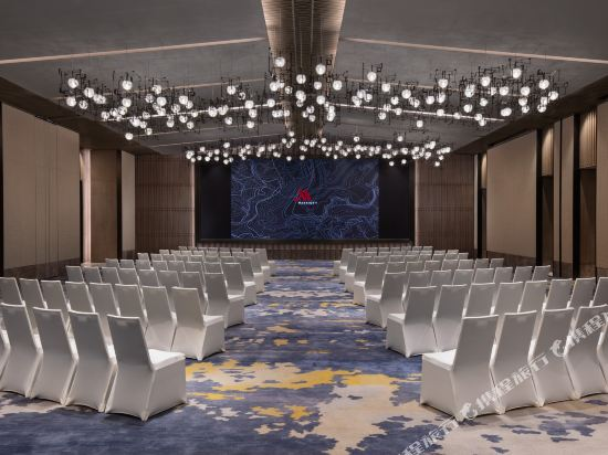 深圳佳兆業萬豪酒店(Shenzhen Marriott Hotel Golden Bay)會議室