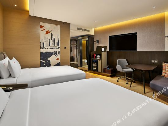 史丹福瑞士酒店(Swissotel the Stamford)尊貴港景房