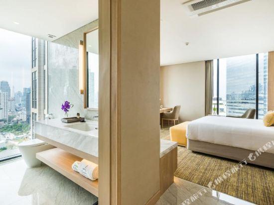 曼谷天空風景酒店(Compass SkyView Hotel Bangkok)超豪華行政房