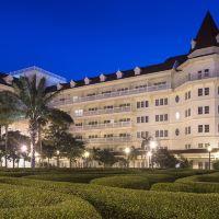 香港迪士尼樂園酒店酒店預訂