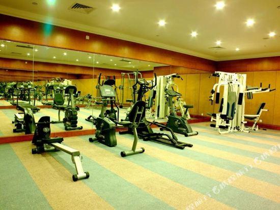 中山雅居樂長江酒店(Agile Changjiang Hotel)健身房