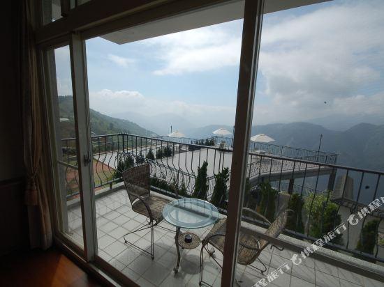 南投清境天星渡假山莊(Star Villa)陽台觀景雙人房