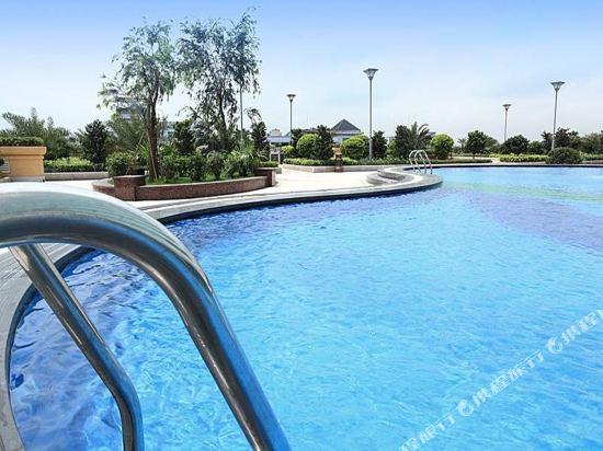 東莞厚街國際大酒店(HJ International Hotel)室外游泳池