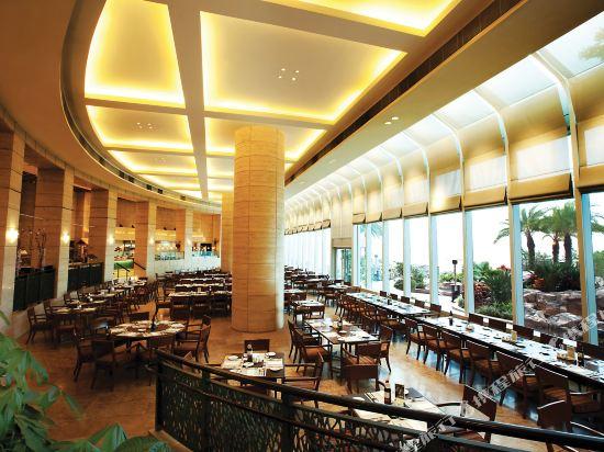 香港都會海逸酒店(Harbour Plaza Metropolis)西餐廳