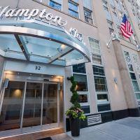 曼哈頓/鬧市區歡朋旅館 - 金融區酒店預訂