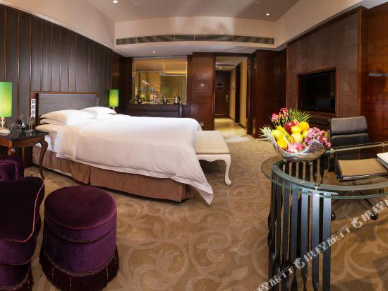 東莞曼佧特國際大酒店(Malachite Hotel)豪華大床房
