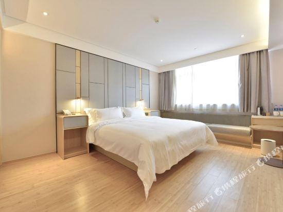 宿適輕奢酒店(上海漕河涇虹橋店)(Sushi Hotel (Shanghai Caohejing Hongqiao))輕奢高級大床房