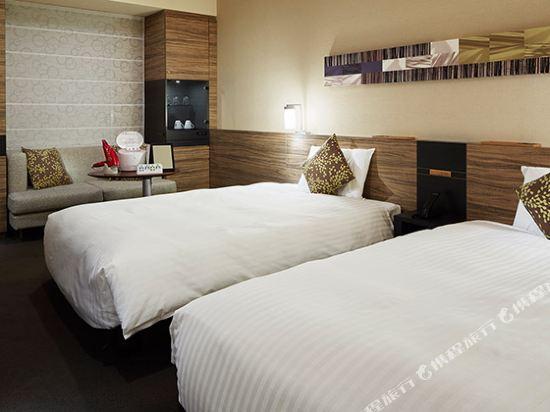 札幌三井花園酒店(Mitsui Garden Hotel Sapporo)女士標準雙床房