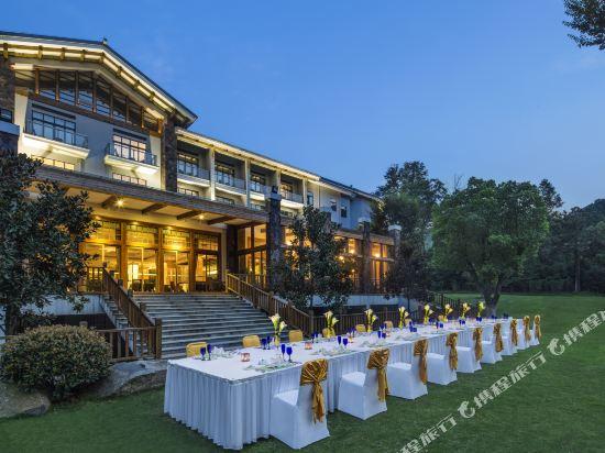 溧陽天目湖御水温泉度假酒店(Yu Shui Hot Spring Hotel)眺望遠景