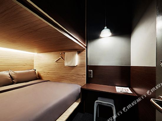The Pod @ Beach Road Boutique Capsule Hotel Singapore