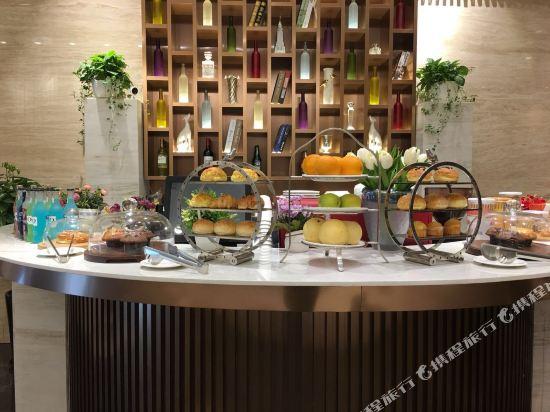上海奕鄰66酒店(Ten66 Serviced Residences Supercity by Ariva)酒吧