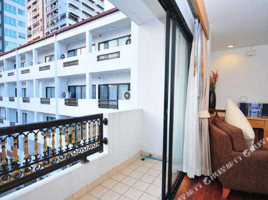 曼谷海軍上將套房酒店(Admiral Suites Bangkok)高級一室公寓