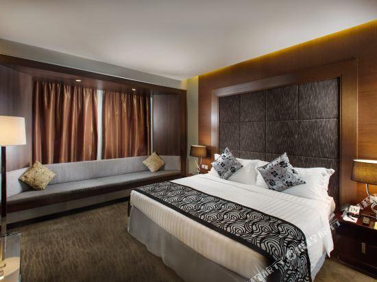 新加坡半島怡東酒店(Peninsula Excelsior Hotel Singapore)尊貴行政套房
