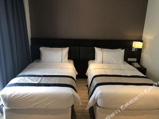 吉隆坡城市便捷唐人街酒店(City Comfort Hotel (China Town) Kuala Lumpur)豪華雙床房