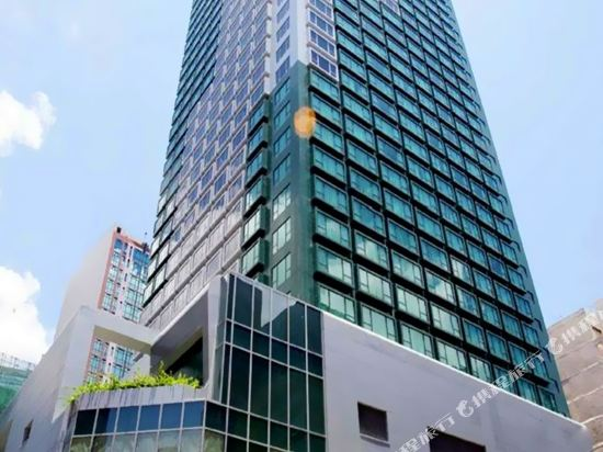 香港悅品海景酒店(原觀塘麗東酒店)(Hotel COZI Harbour View)外觀