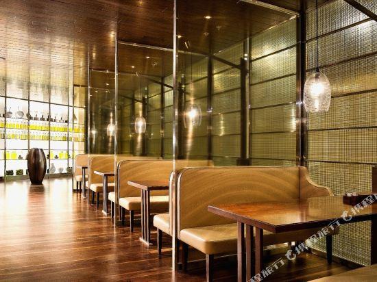 香港沙田萬怡酒店(Courtyard by Marriott Hong Kong Sha Tin)餐廳