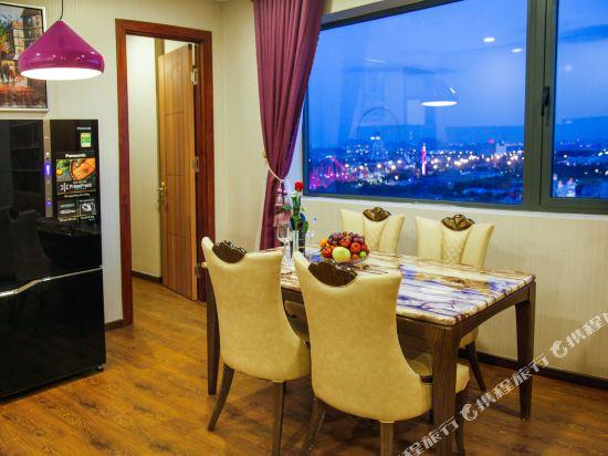 薰衣草河畔酒店(Lavender Riverside)頂級公寓房