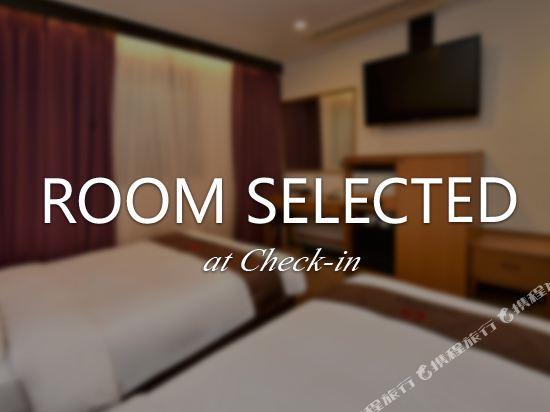天空花園酒店明洞1號店(Hotel Skypark Myeongdong 1)入住時指定房型