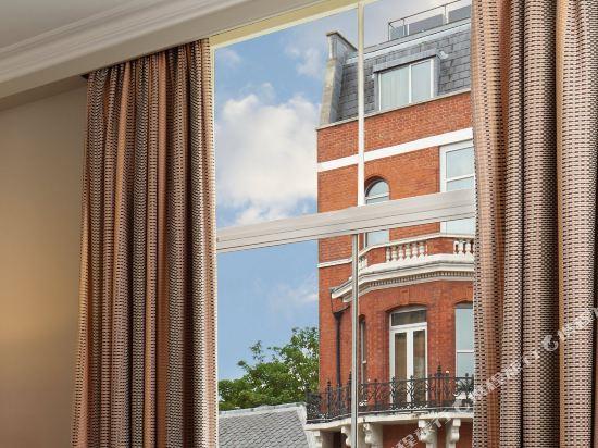 倫敦肯辛頓千禧國際百麗酒店(The Bailey's Hotel London)眺望遠景
