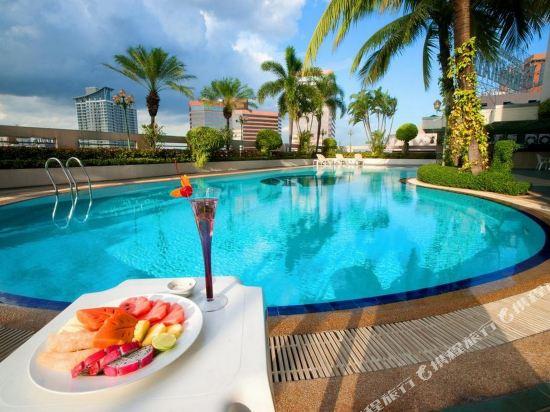 綠寶石酒店(The Emerald Hotel)室外游泳池