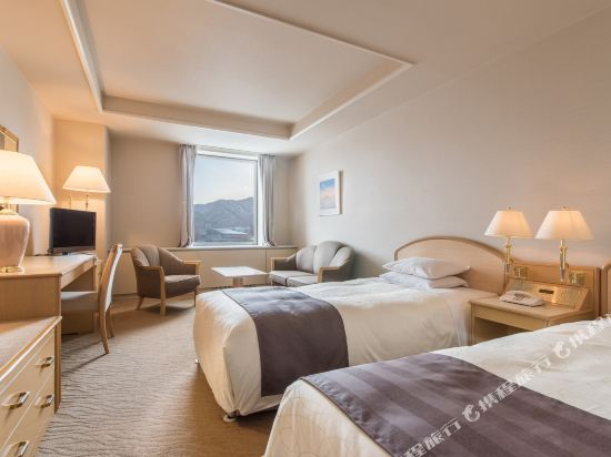 札幌公園飯店(Sapporo Park Hotel)大型雙床房