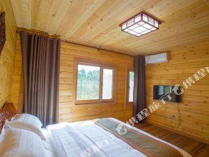 明光八嶺湖木屋旅館