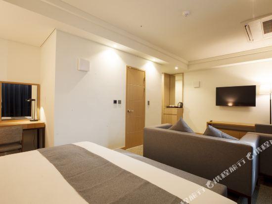 首爾貝頓東大門酒店(Baiton Seoul Dongdaemun)特大號床套房