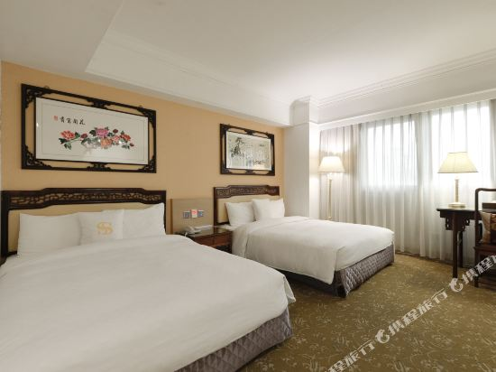 高雄陽光大飯店(Hotel Sunshine)豪華家庭客房