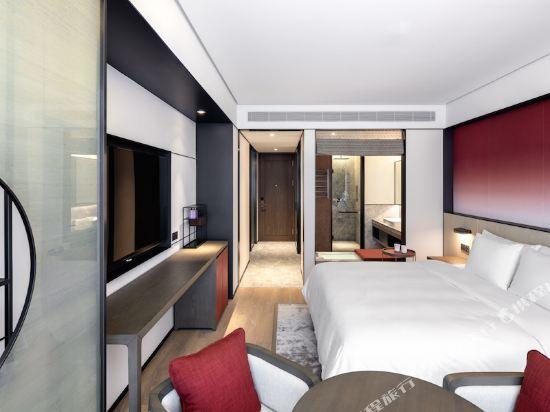 上海徐家彙禧玥酒店(Joya Hotel (Shanghai Xujiahui))華麗大床房A
